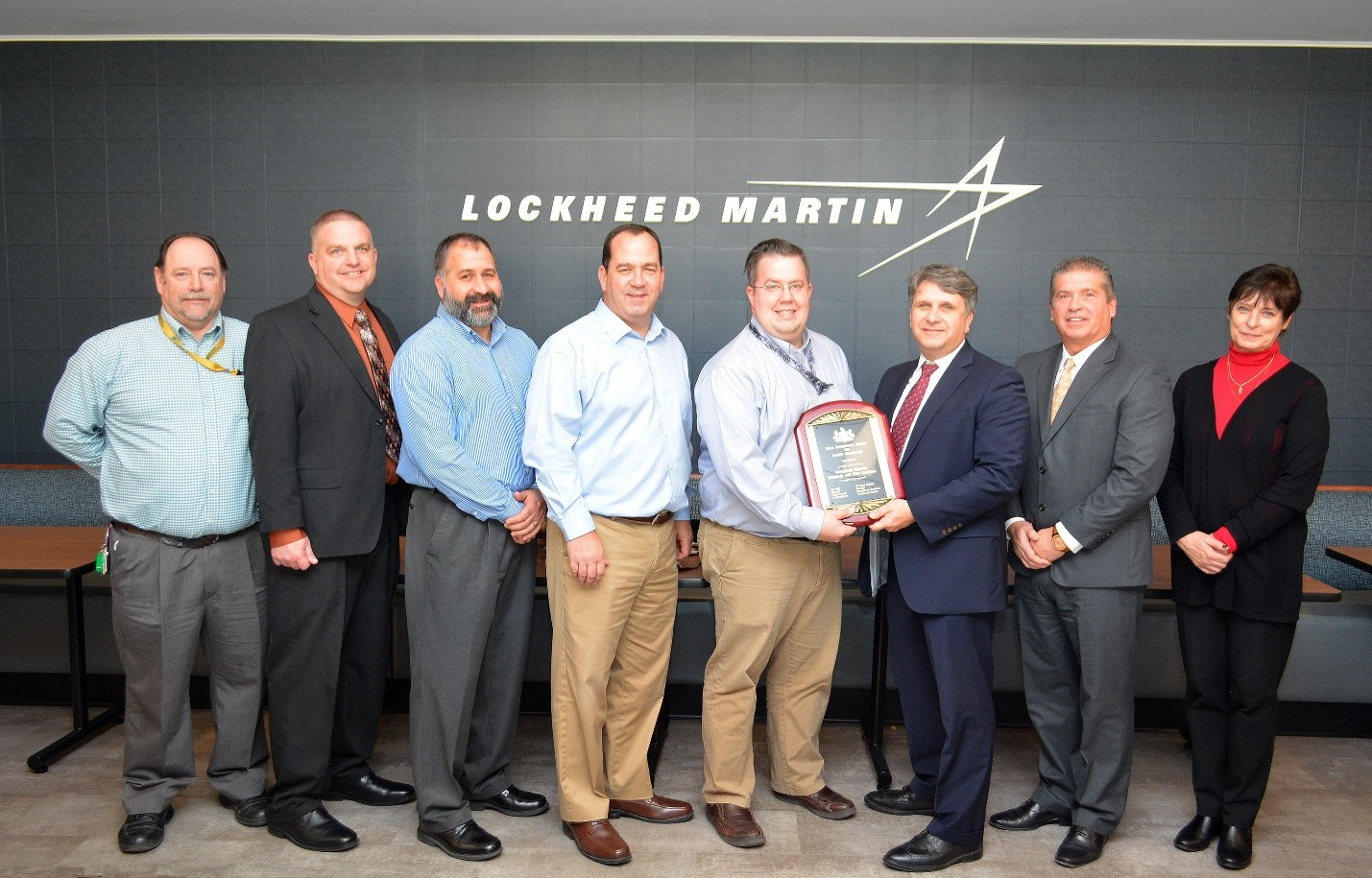Lockheed Martin Missiles and Fire Control Staff
