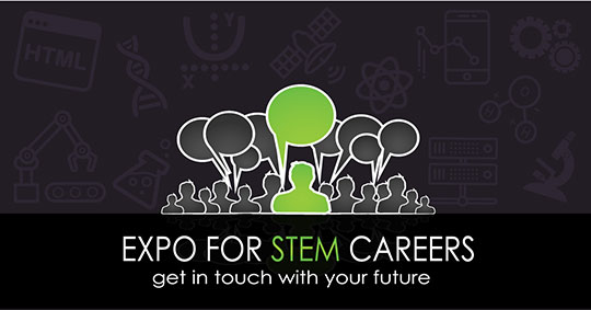 Expo for STEM careers