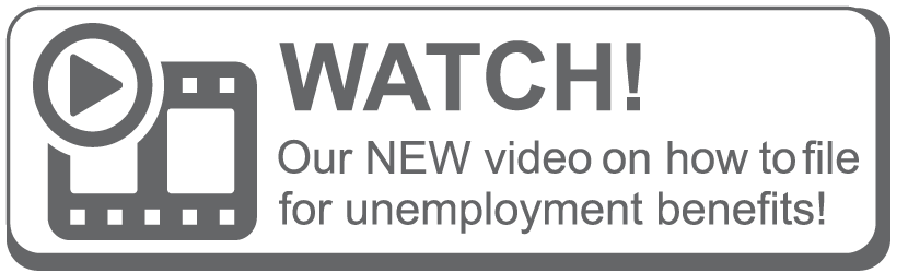 Watch our new video on howto file unemployment benefits.